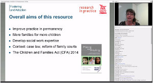 Introduction to the learning resources webinar 08/05/14
